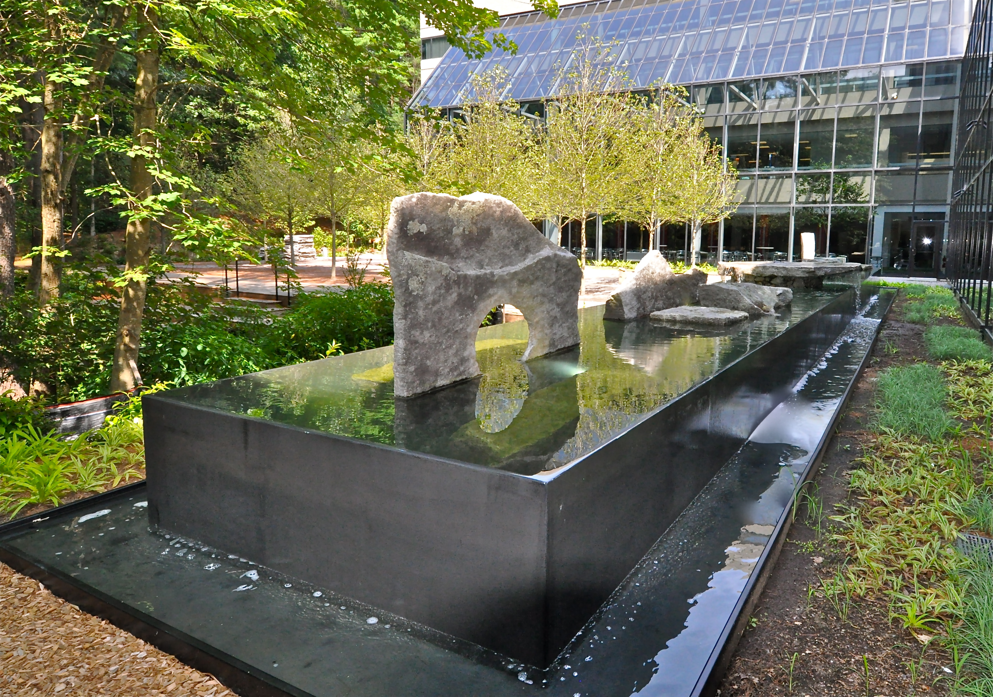 Reflecting Pools Gallery - Water Structures